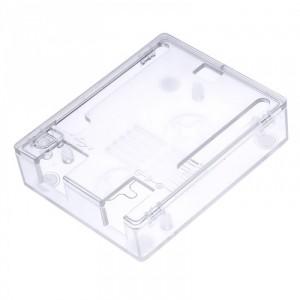 Купить корпус для Arduino Uno, прозрачный ABS