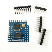 WeMos D1 mini TB6612FNG Motor Shield