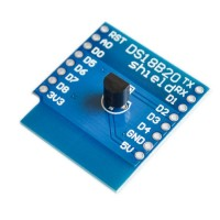 WeMos D1 mini ds18b20 Shield