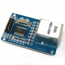 Ethernet модуль Enc28J60 12P