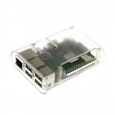 Прозрачный корпус для Raspberry Pi (B+, 2, 3)
