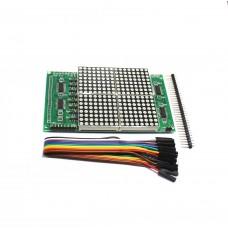 Модуль светодиодной матрицы 16х16