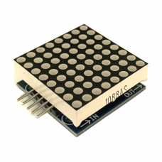 Модуль светодиодной матрицы 8х8