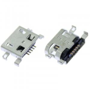 Разъем micro USB type B female SINK 0.8 DIP 5P купить