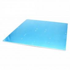 Алюминиевая пластина для нагревательного стола 220x220x2