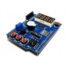 Multi-shield V2.0 для Arduino Uno
