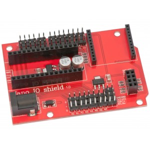 IO Shield V1.0 для Arduino Nano