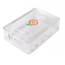 Прозрачный ABS корпус для Orange Pi One