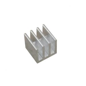 Радиатор алюминиевый ребристый 10х10х10 мм