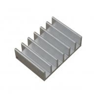 Радиатор алюминиевый ребристый 14х20х6 мм