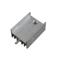 Радиатор алюминиевый ребристый 15х10х20 мм с фиксацией