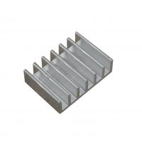 Радиатор алюминиевый ребристый 20х14х6 мм