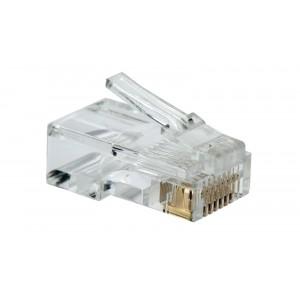 Коннектор RJ-45 8P8C для UTP кабеля купить